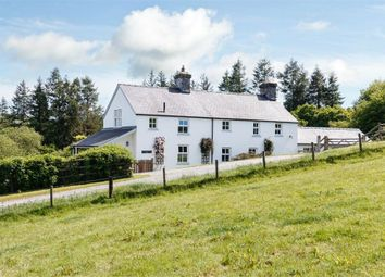 Thumbnail 3 bed detached house for sale in Crosswood, Aberystwyth