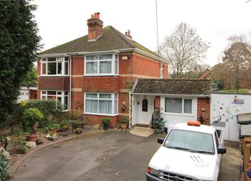 Thumbnail 3 bed semi-detached house for sale in West Moors, Ferndown, Dorset