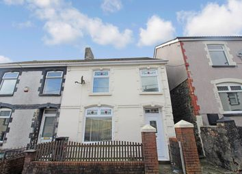 Thumbnail 3 bedroom semi-detached house for sale in Drysiog Street, Ebbw Vale