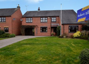 Thumbnail 5 bedroom detached house for sale in Meadow Court, Ambaston, Derby