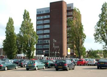 Thumbnail 1 bed flat to rent in The Apex, Woodston, Peterborough