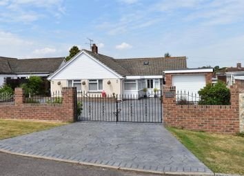 Thumbnail 3 bedroom detached bungalow for sale in Jubilee Terrace, Comeytrowe Road, Trull, Taunton