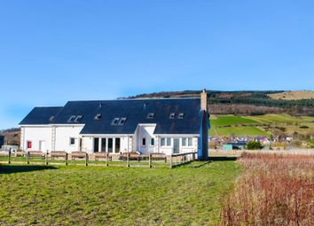 Thumbnail 6 bed detached house for sale in Scotlandwell, Kinross