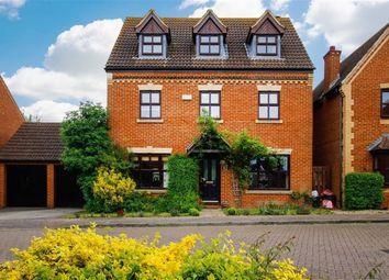 Thumbnail 5 bedroom detached house for sale in Leonards Lee, Westcroft, Milton Keynes, Bucks