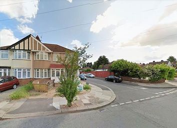 Thumbnail 1 bed property to rent in Heathcote Avenue, Clayhall, Ilford