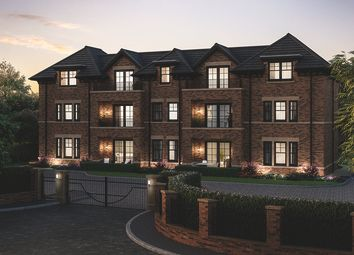 Thumbnail 3 bed flat for sale in Fernleigh House, Apt 12, Alderley Road, Wilmslow