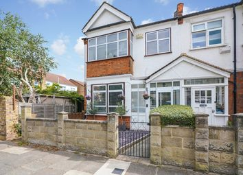 Mervyn Road, Ealing W13. 3 bed end terrace house