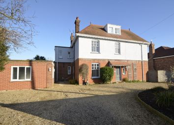 Thumbnail 6 bed detached house for sale in Church Road, Old Felixstowe, Felixstowe