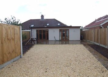 Thumbnail 3 bed bungalow to rent in Bush Road, Hellesdon, Norwich