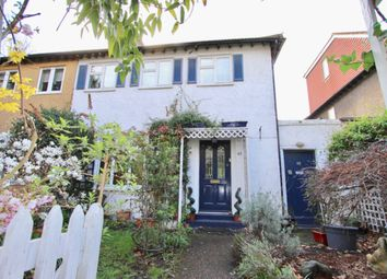 Thumbnail 3 bed semi-detached house to rent in Dawson Road, Kingston Upon Thames