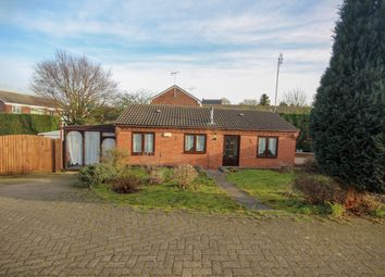 Thumbnail 2 bed detached bungalow for sale in Norman Keep, Tutbury, Burton-On-Trent