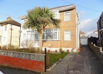 3 bed semi-detached house for sale in Garfield Avenue, Litchard, Bridgend . CF31