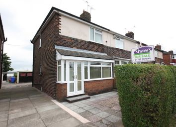 Thumbnail 2 bed town house for sale in Sandy Road, Sandyford, Stoke-On-Trent