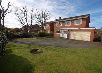 Thumbnail 4 bed detached house for sale in The Serpentine North, Blundellsands, Liverpool
