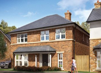 "Thumbnail 5 bed detached house for sale in ""The Durham"" at Elms Way, Yarm"