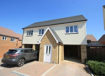 Thumbnail 2 bed flat for sale in Clayhill Gardens, Hoo, Kent