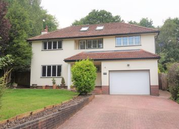 Thumbnail 4 bed detached house for sale in Plymouth Road, Redditch