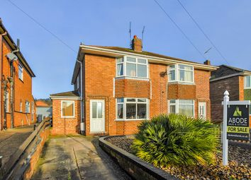 Thumbnail 3 bed semi-detached house for sale in Clay Street, Burton-On-Trent