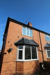 Thumbnail 2 bed semi-detached house to rent in Huntingtower Road, Grantham