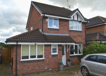 Thumbnail 3 bed detached house for sale in Shilton Close, Middlewich