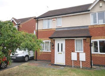 Thumbnail 2 bed semi-detached house for sale in Clarks Lane, Newark, Nottinghamshire.