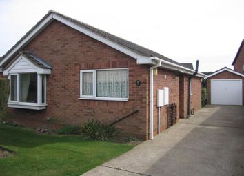 Thumbnail 2 bed bungalow to rent in Balliol Drive, Bottesford, Scunthorpe