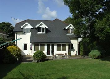 Thumbnail 4 bed detached house for sale in Hen Parc Lane, Upper Killay, Swansea