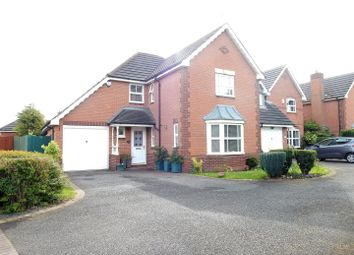 Thumbnail 4 bed property for sale in Fulmar Way, Gateford, Worksop