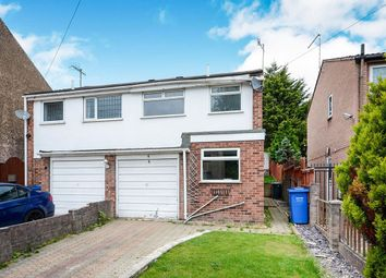 Thumbnail 3 bed terraced house to rent in Holland Road, Old Whittington, Chesterfield