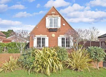Thumbnail 2 bed bungalow for sale in Main Road, Nutbourne, West Sussex