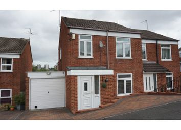 Thumbnail 3 bed semi-detached house for sale in Briseley Close, Brierley Hill