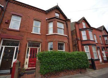 Thumbnail 6 bedroom semi-detached house for sale in Marlborough Road, Waterloo, Liverpool