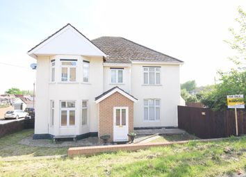 Thumbnail 5 bed detached house for sale in Station Road, Pontnewydd, Cwmbran