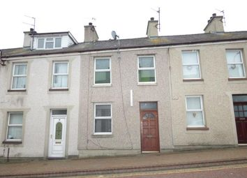 Thumbnail 2 bed terraced house for sale in Thomas Street, Holyhead, Anglesey
