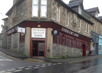 Thumbnail Pub/bar for sale in Dunoon, Argyll And Bute