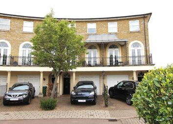 Thumbnail 4 bedroom town house to rent in Savery Drive, Long Ditton, Surbiton