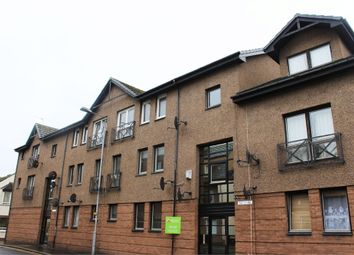 Thumbnail 2 bedroom flat for sale in Limonds Wynd, Ayr