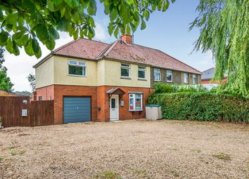 Thumbnail 5 bed semi-detached house for sale in Spalding Road, Holbeach, Spalding