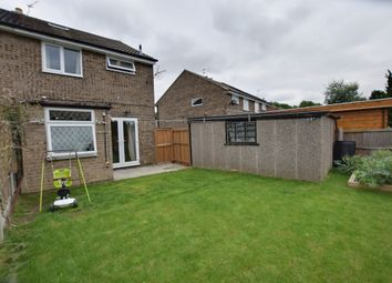 Thumbnail 3 bed semi-detached house for sale in Adams Grove, Leeds, West Yorkshire