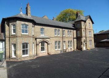 Thumbnail 1 bed flat to rent in Grammar School Walk, Huntingdon