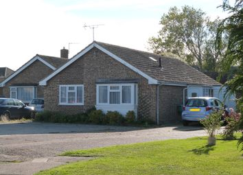 Thumbnail 3 bed bungalow for sale in Large Acres, Selsey, Chichester