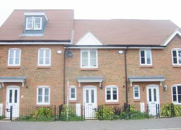 Thumbnail 2 bed terraced house to rent in Brook Terrace, Hooley Lane, Redhill