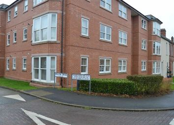 Thumbnail 2 bed flat for sale in 39 Willow Drive, St Edwards Park, Cheddleton