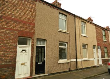 Thumbnail 2 bed terraced house to rent in France Street, Redcar