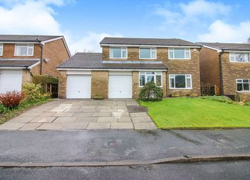 Thumbnail 4 bed detached house for sale in Acres Brook Road, Higham, Burnley