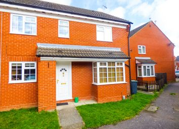 Thumbnail 2 bed town house to rent in The Meadows, Flitwick, Bedford