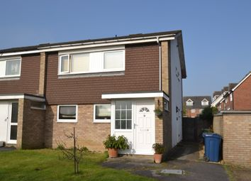 Thumbnail 2 bedroom flat for sale in Cumberland Close, Little Chalfont, Amersham
