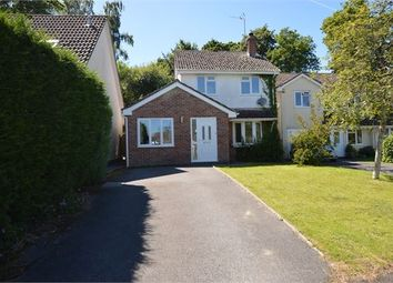 Thumbnail 4 bed detached house for sale in Kiln Road, Bovey Tracey, Devon.