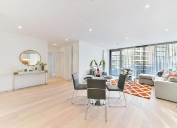Thumbnail 2 bed flat for sale in 13C.01.05 John Cabot House, Royal Wharf, London