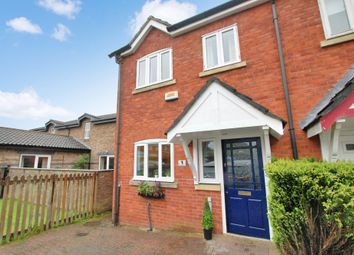 3 bed semi-detached house for sale in Stoneleigh Drive, Radcliffe, Manchester M26